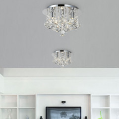 AZzardo Bolla 25 Crystal - Ceiling - AZZardo-lighting.co.uk