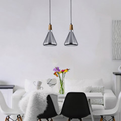 AZzardo Ida S Steel - Pendant - AZZardo-lighting.co.uk