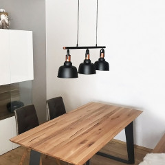 AZzardo Darling 3 Line - Industrial style - AZZardo-lighting.co.uk