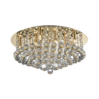 AZzardo Bolla 58 Crystal Gold - Design