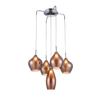 AZzardo Milano 5 Copper - Grape style