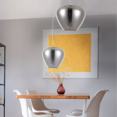 AZzardo Baloro L Smoky - Modern style - AZZardo-lighting.co.uk