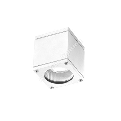 AZzardo Joe Square White - Technical surface mounted